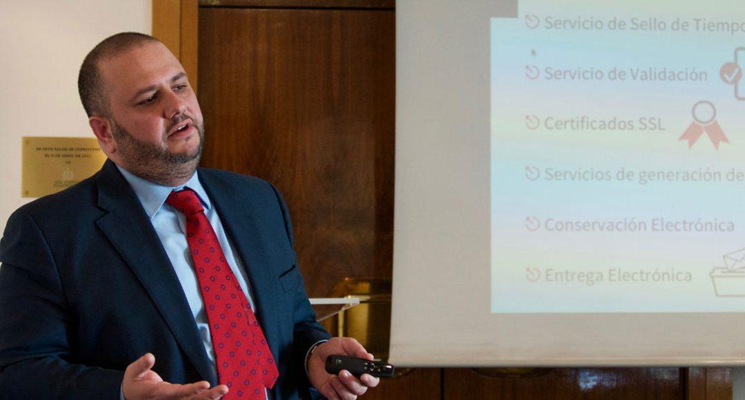 Prestadores de servicios de confianza y legisladores, reunidos para afrontar sus inquietudes sobre el Reglamento y Ley de Firma Electrónica