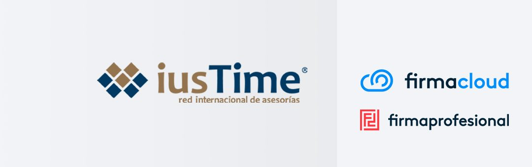 iusTime ofrece un nuevo servicio de certificación digital y firma electrónica gracias al acuerdo con Firmaprofesional