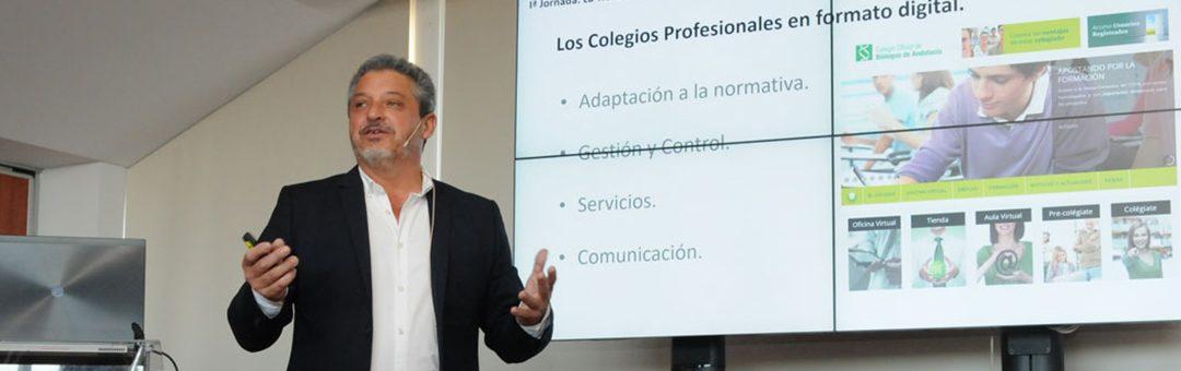 Colegios profesionales digitales. El caso de éxito del Colegio Oficial de Biólogos de Andalucía