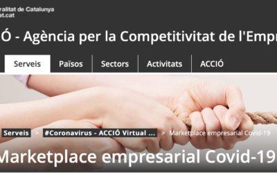 La Generalitat de Catalunya incluye a Firmaprofesional en su Marketplace empresarial con soluciones contra la Covid-19