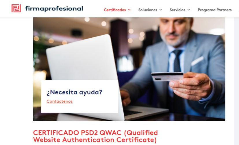 ¿Por qué es importante contar con un certificado QWAC?