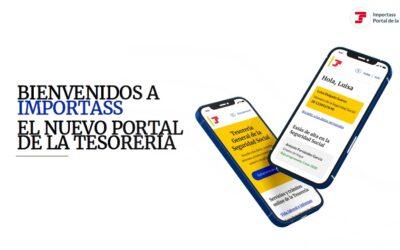 Si eres autónomo, realiza tus trámites con certificado digital, a través del portal IMPORTASS